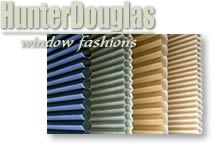 Logo of Hunter Douglas at Total Window and Wall Fashion which is available in Mahwah NJ